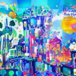 1996年登録の世界遺産の絵| 0020-1_110423広島平和記念碑_原爆ドーム
