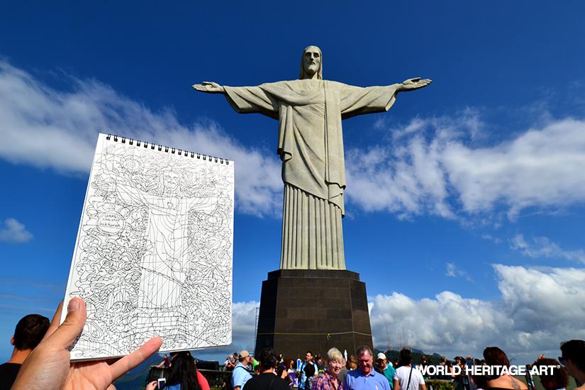 リオデジャネイロ 世界遺産旅
